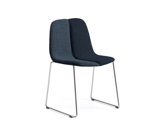 Duo Stackable armchair de OFFECCT