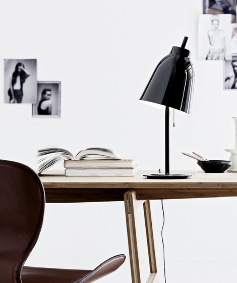 Caravaggio Table Black di Lightyears
