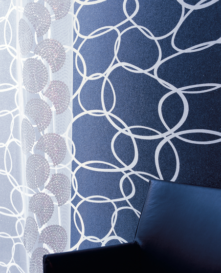Luxury Walls | Révolutions RM 520 85 by Élitis