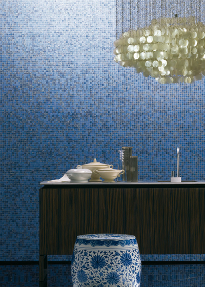 Blue Collection | Elsa de Bisazza