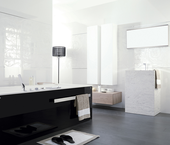 Voluta Blanco by Porcelanosa