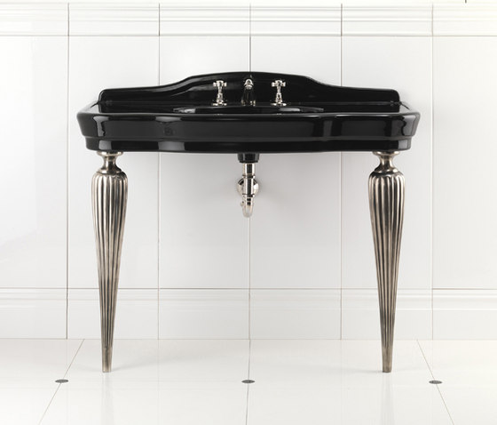 Serenade Black Console by Devon&Devon