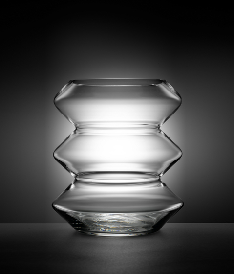 Glass-vase di Auerberg