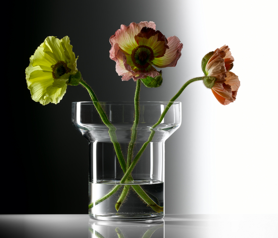 Glass-vase by Auerberg