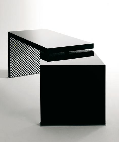 Correspondances desk by Bisazza