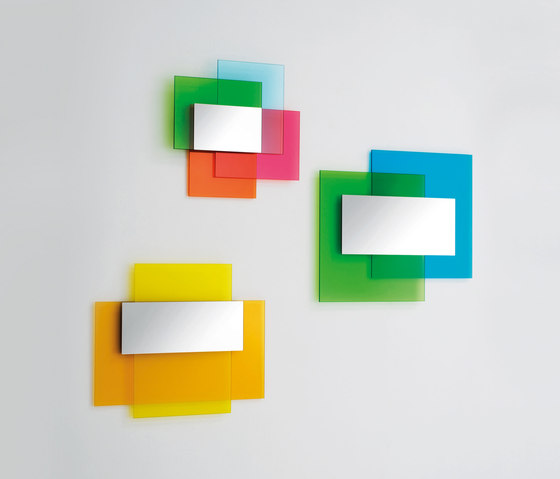 Colour on Colour by Glas Italia