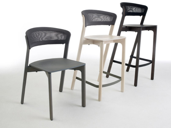 Cafe stool by Arco