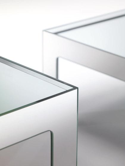 Mirror Mirror Consolle de Glas Italia