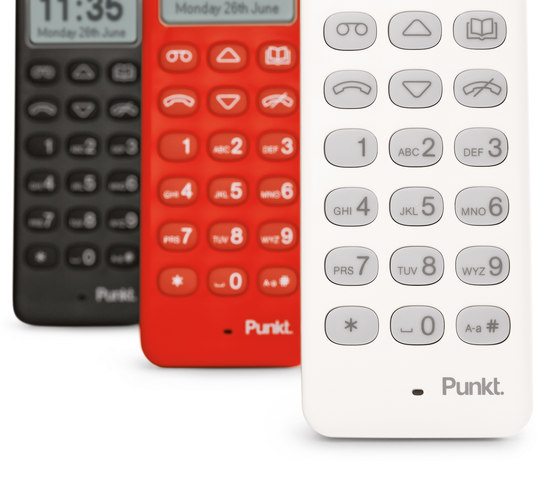 DP 01 DECT Phone by Punkt.