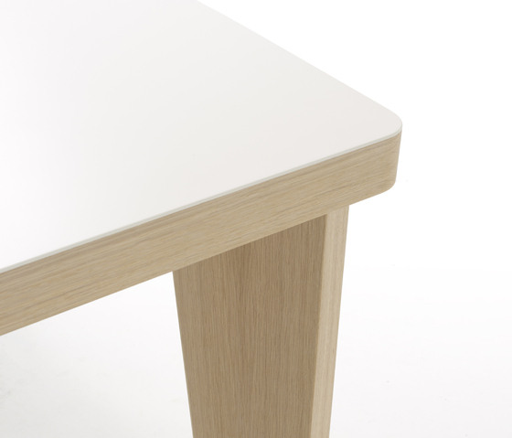 Fat table ash by Arco