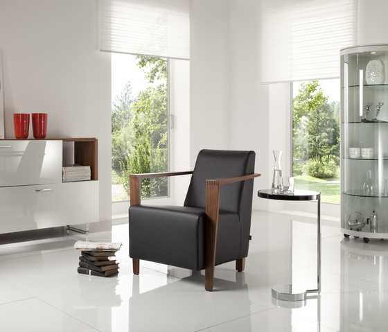 DRESDEN armchair by die Collection