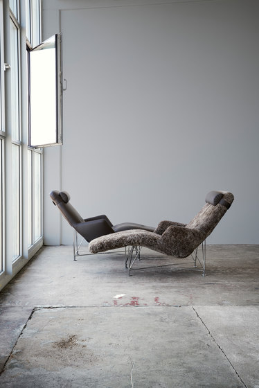 Superspider Lounge chair by Dux