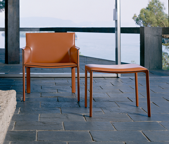 Pasqualina Longue Armchair by Enrico Pellizzoni