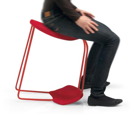 dinamica stool 308 by Alias