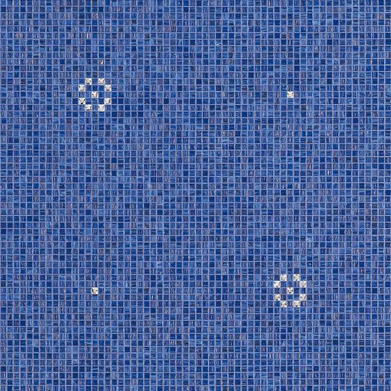Stars Blue by Bisazza