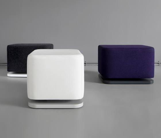 RKNL Pouf by Odesi