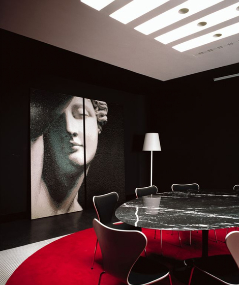 Endimione mosaic panel by Bisazza