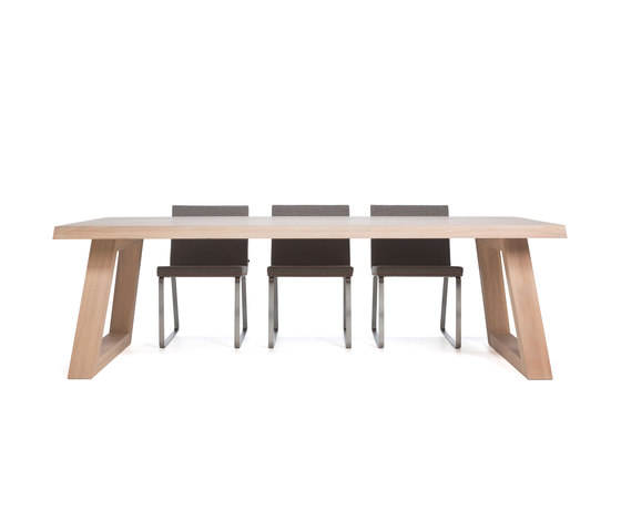 Slide Dining Table Naturel de Odesi