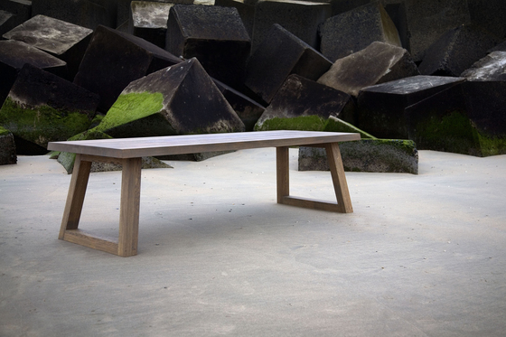 Slide Dining Table Savanne by Odesi