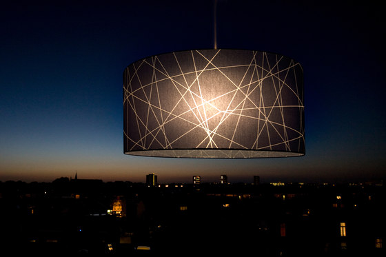Bloem Suspended lamp by Odesi