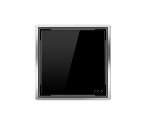 ACO Punktablauf Glasabdeckung by ACO Haustechnik