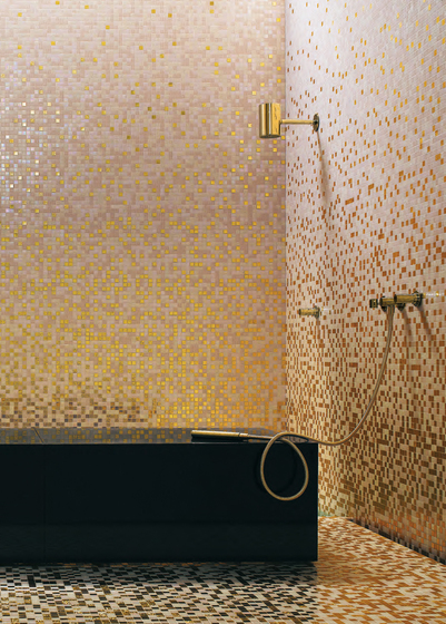 Oleandro mix 1 by Bisazza