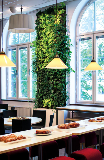 Indoor Vertical Garden | Åke Sundvall by Greenworks