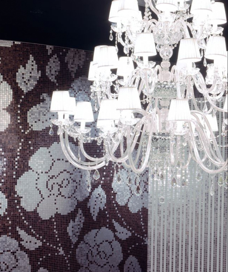 Marie Antoinette 28 bulbs by Bisazza