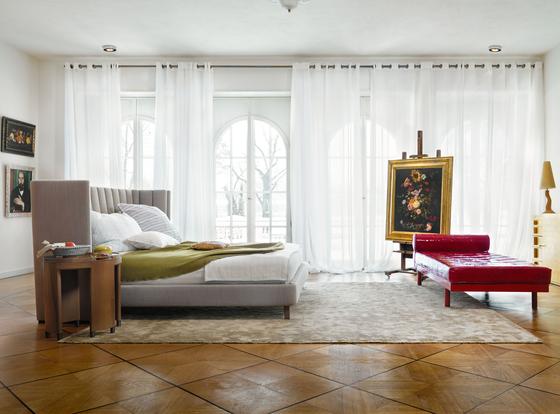 Brooklyn Bed by Neue Wiener Werkstätte