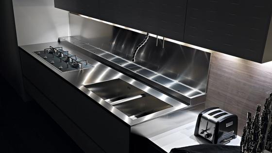 Riciclantica Alluminio I Verniciato Bianco di Valcucine