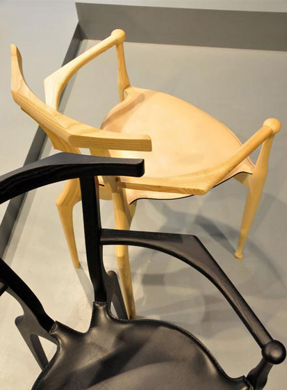 Gaulino Chair by BD Barcelona