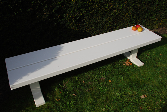 Bench by CASSECROUTE