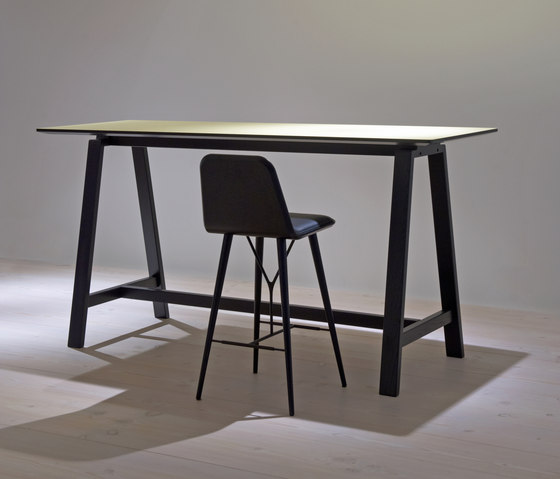 Bykato high table by Brodrene Andersen