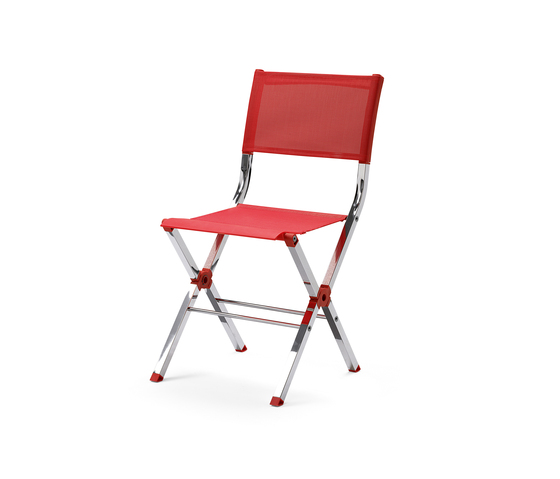 Xtra folding chair by Materia