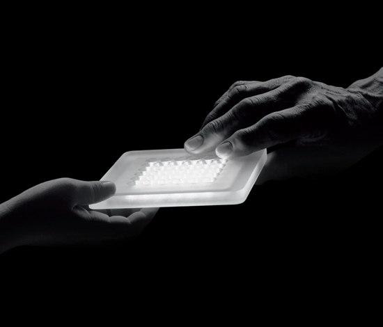 modul Q 64 aqua LED by Nimbus