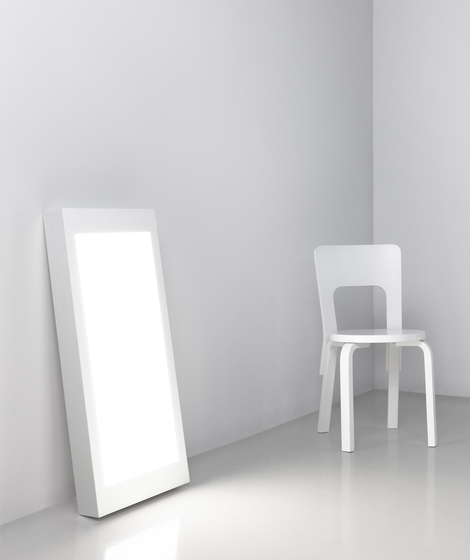 Standing and Wall Light White 2 de Artek