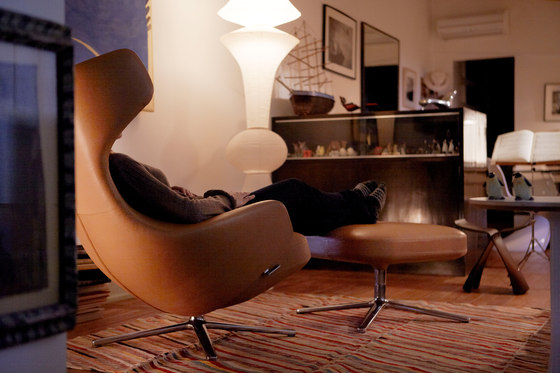 Grand Repos & Ottoman by Vitra