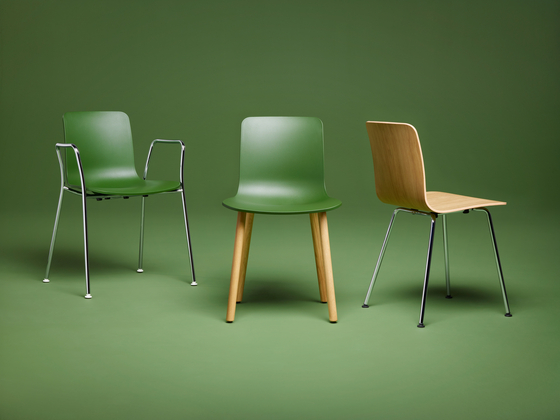 HAL Stool High von Vitra