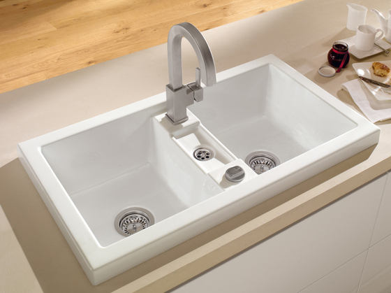 Metric Art 90 Built-in sink di Villeroy & Boch