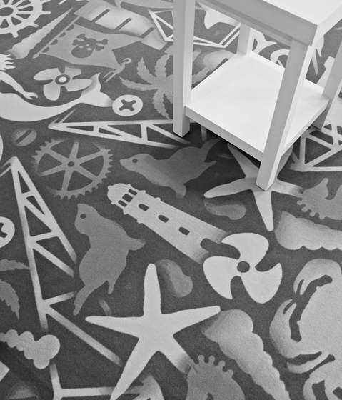 firmship carpet by moooi