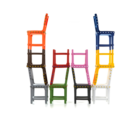 gothic chair by moooi