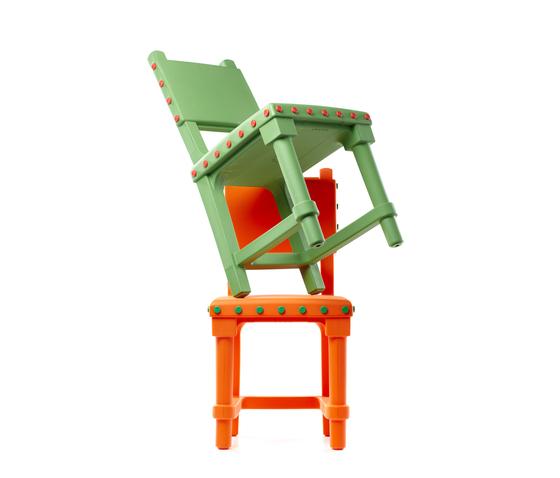 gothic chair by moooi