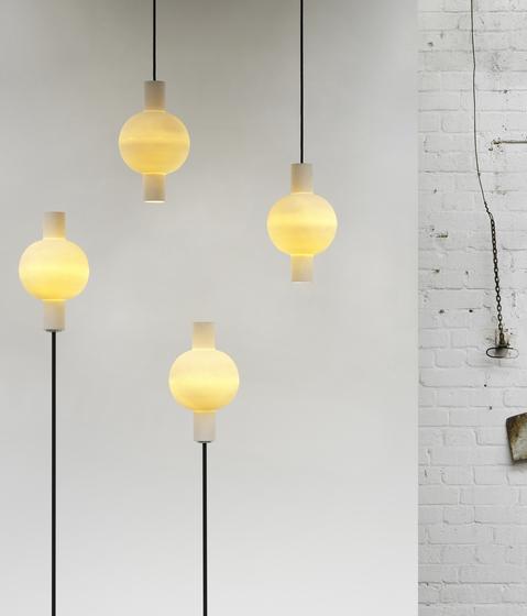 Trou² pendant lamp by Cordula Kafka