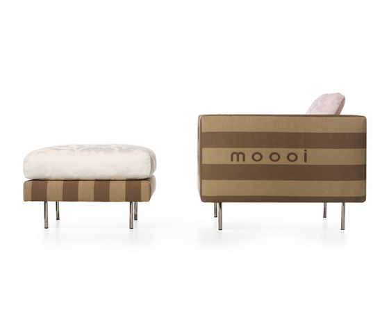 boutique naked Footstool by moooi