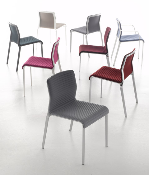 Bend chair by MDF Italia