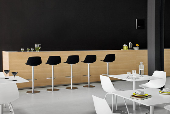 Miunn Bar Stools From Lapalma Architonic