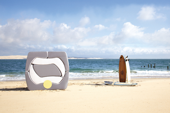 Puzzle sunlounger sun loungers from ego paris architonic - Lounger for the garden crossword ...