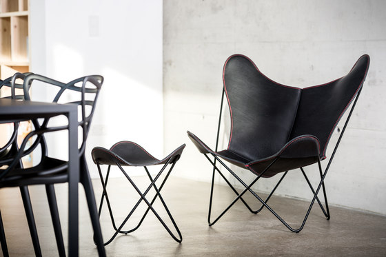 Hardoy | Butterfly Chair | Cowskin de Manufakturplus