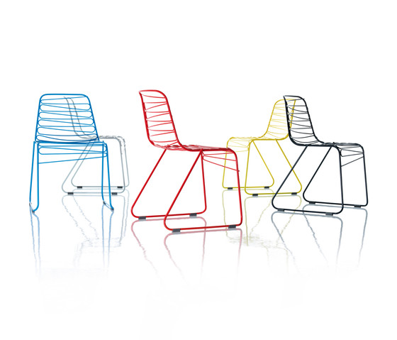 Flux Chair di Magis
