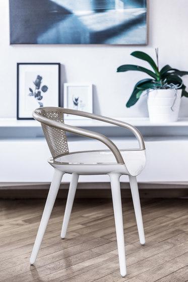 Cyborg Elegant Chair by Magis